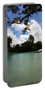 Hawaiian Landscape 2 Portable Battery Charger