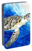 Hawksbill Sea Turtle 2 Portable Battery Charger