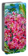 Hawthorn Blossom Portable Battery Charger