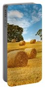 Hay Bales Portable Battery Charger