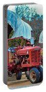 Hay Rides Trailer Portable Battery Charger
