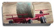 Hay Wagon Portable Battery Charger