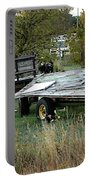 Hay Wagons Portable Battery Charger