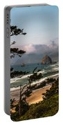 Haystack Framed Portable Battery Charger by Robert Bales