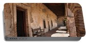 He Shall Rise Again, Mission San Juan Capistrano, California Portable Battery Charger