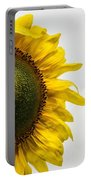 Head Up To The Rains - Sunflower Portable Battery Charger
