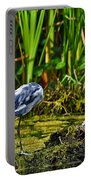 Headless Heron Portable Battery Charger