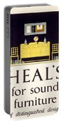 Heals Sound Furniture Advertisement Portable Battery Charger
