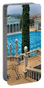 Hearst Castle Neptune Pool Portable Battery Charger