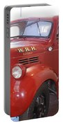 Hearst Fire Truck Portable Battery Charger