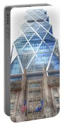 Hearst Tower - Manhattan - New York City Portable Battery Charger