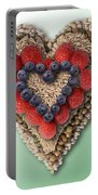 Heart-healthy Foods Portable Battery Charger