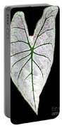 Heart In The Garden Portable Battery Charger