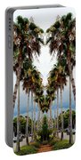 Heart Of Palms Portable Battery Charger