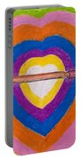 Heart Pipe Portable Battery Charger