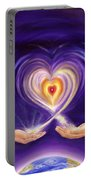 Heart Unity Portable Battery Charger