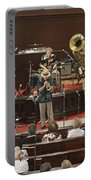Heartbeat Dixieland Jazz Band Portable Battery Charger