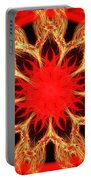 Hearts Aglow Portable Battery Charger
