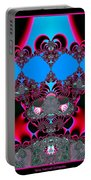 Hearts Ballet Curtain Call Fractal 121 Portable Battery Charger