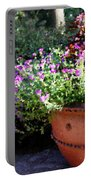 Heather Mosaic Portable Battery Charger