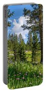 Heaven In The High Country Portable Battery Charger