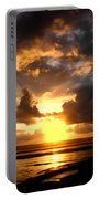 Heavenly Sunset Portable Battery Charger