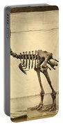 Heavy Footed Moa Skeleton Portable Battery Charger
