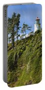 Heceta Head Lighthouse 1 A Portable Battery Charger