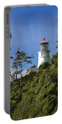 Heceta Head Lighthouse 1 B Portable Battery Charger