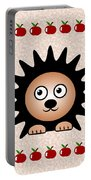 Hedgehog - Animals - Art For Kids Portable Battery Charger