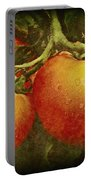 Heirloom Tomatoes On The Vine Portable Battery Charger