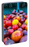 Heirloom Tomatoes V. 2.0 Portable Battery Charger