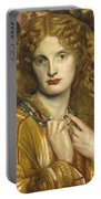 Helen Of Troy Portable Battery Charger by Philip Ralley