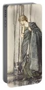 Helena, Illustration From Midsummer Portable Battery Charger