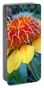 Helenium Flowers 2 Portable Battery Charger
