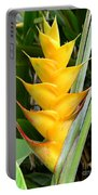 Heliconia Caribea Portable Battery Charger