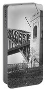 Hell Gate Bridge Portable Battery Charger