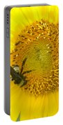 Hello Sunflower Portable Battery Charger