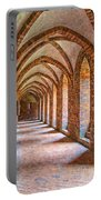 Helsingor Monastery Painting Portable Battery Charger
