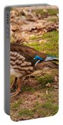 Hen Woody Portable Battery Charger