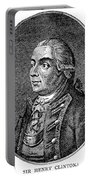 Henry Clinton (1738-1795) Portable Battery Charger