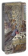 Henry II Of France, 1559 Portable Battery Charger
