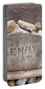 Henry Thoreau Portable Battery Charger