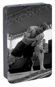Henryrollins-gp12 Portable Battery Charger