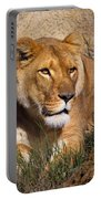 Her Majesty Portable Battery Charger