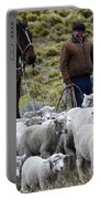 Herding Sheep Patagonia 3 Portable Battery Charger