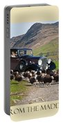 Get The Flock Out Portable Battery Charger