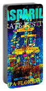 Here Comes Gasparilla Portable Battery Charger