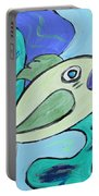 Here Fishy Fishy Portable Battery Charger
