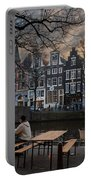 Kaizersgracht 451. Amsterdam. Holland Portable Battery Charger